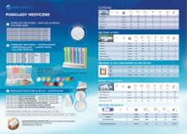 Ulotka - podkłady higiegiczne